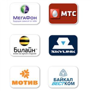 Операторы сотовой связи Краснощеково