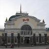 Железнодорожные вокзалы в Краснощеково