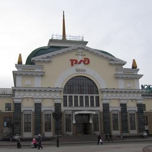 Железнодорожные вокзалы Краснощеково